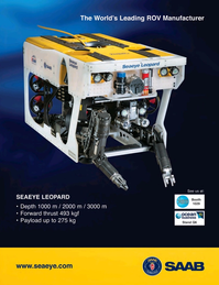 Marine Technology Magazine, page 7,  Jan 2015