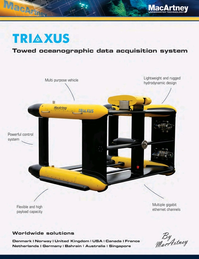 Marine Technology Magazine, page 13,  Mar 2015