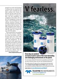 Marine Technology Magazine, page 15,  Mar 2015