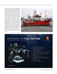 Marine Technology Magazine, page 17,  Mar 2015