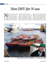 Marine Technology Magazine, page 18,  Mar 2015