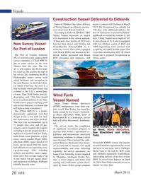 Marine Technology Magazine, page 20,  Mar 2015