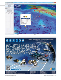 Marine Technology Magazine, page 23,  Mar 2015