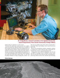 Marine Technology Magazine, page 28,  Mar 2015