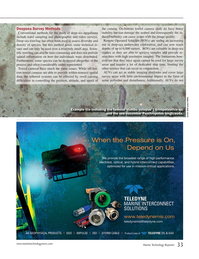 Marine Technology Magazine, page 33,  Mar 2015