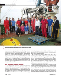Marine Technology Magazine, page 34,  Mar 2015