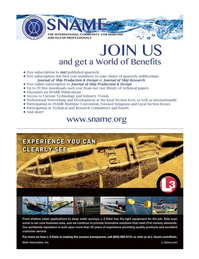 Marine Technology Magazine, page 39,  Mar 2015