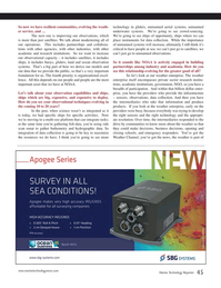 Marine Technology Magazine, page 45,  Mar 2015