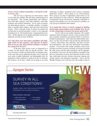 Marine Technology Magazine, page 45,  Mar 2015