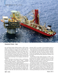Marine Technology Magazine, page 60,  Mar 2015