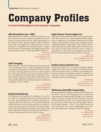 Marine Technology Magazine, page 68,  Mar 2015