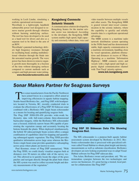 Marine Technology Magazine, page 75,  Mar 2015