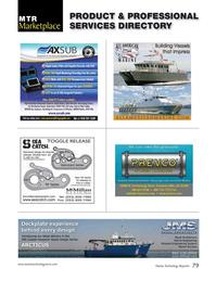 Marine Technology Magazine, page 79,  Mar 2015