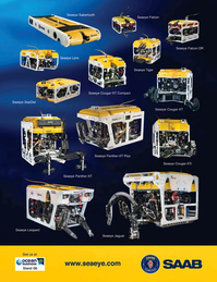 Marine Technology Magazine, page 7,  Mar 2015