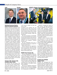 Marine Technology Magazine, page 8,  Apr 2015