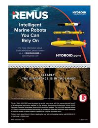 Marine Technology Magazine, page 15,  Apr 2015