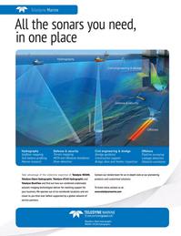 Marine Technology Magazine, page 17,  Apr 2015