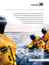 Marine Technology Magazine, page 2nd Cover,  Apr 2015