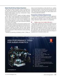 Marine Technology Magazine, page 19,  Apr 2015