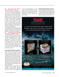 Marine Technology Magazine, page 21,  Apr 2015