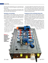 Marine Technology Magazine, page 24,  Apr 2015