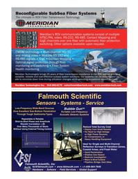 Marine Technology Magazine, page 25,  Apr 2015