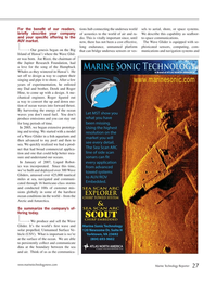 Marine Technology Magazine, page 27,  Apr 2015