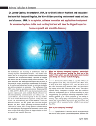 Marine Technology Magazine, page 30,  Apr 2015