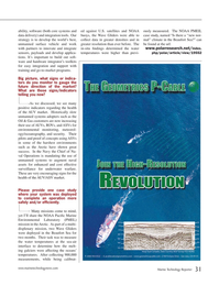 Marine Technology Magazine, page 31,  Apr 2015