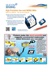 Marine Technology Magazine, page 35,  Apr 2015