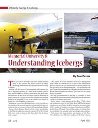 Marine Technology Magazine, page 42,  Apr 2015