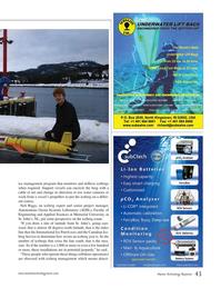 Marine Technology Magazine, page 43,  Apr 2015
