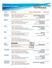 Marine Technology Magazine, page 54,  Apr 2015