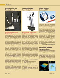 Marine Technology Magazine, page 56,  Apr 2015