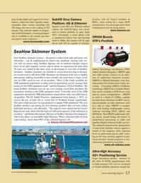 Marine Technology Magazine, page 57,  Apr 2015