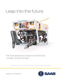 Marine Technology Magazine, page 7,  Apr 2015