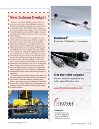 Marine Technology Magazine, page 13,  May 2015