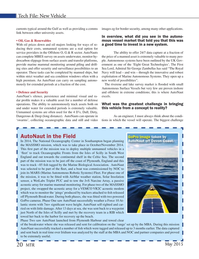 Marine Technology Magazine, page 20,  May 2015