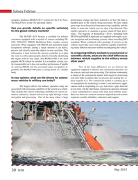 Marine Technology Magazine, page 30,  May 2015