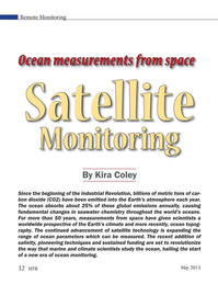 Marine Technology Magazine, page 32,  May 2015