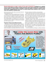 Marine Technology Magazine, page 35,  May 2015