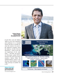 Marine Technology Magazine, page 39,  May 2015