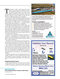 Marine Technology Magazine, page 41,  May 2015