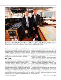Marine Technology Magazine, page 47,  May 2015