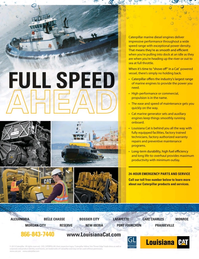 Marine Technology Magazine, page 3,  May 2015