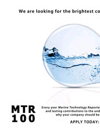Marine Technology Magazine, page 48,  May 2015