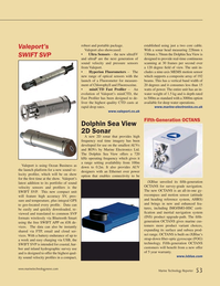 Marine Technology Magazine, page 53,  May 2015