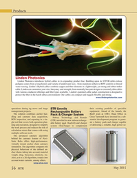 Marine Technology Magazine, page 56,  May 2015
