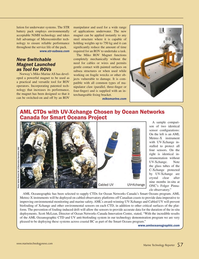 Marine Technology Magazine, page 57,  May 2015