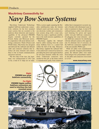 Marine Technology Magazine, page 58,  May 2015